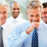 Laughing-at-work