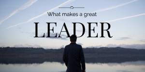 What Makes Leader Great